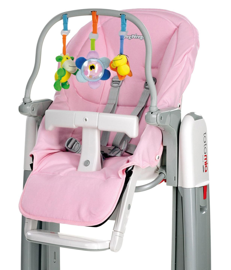 НАБОР PEG PEREGO TATAMIA KIT ROSA