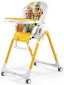 Peg-Perego Prima Pappa Follow Me Fox and Friends